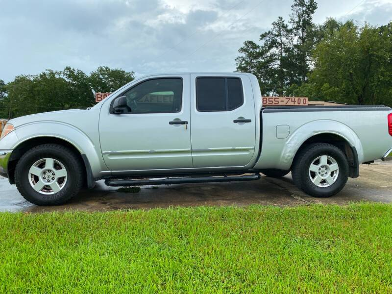2007 Nissan Frontier for sale at Bobby Lafleur Auto Sales in Lake Charles LA