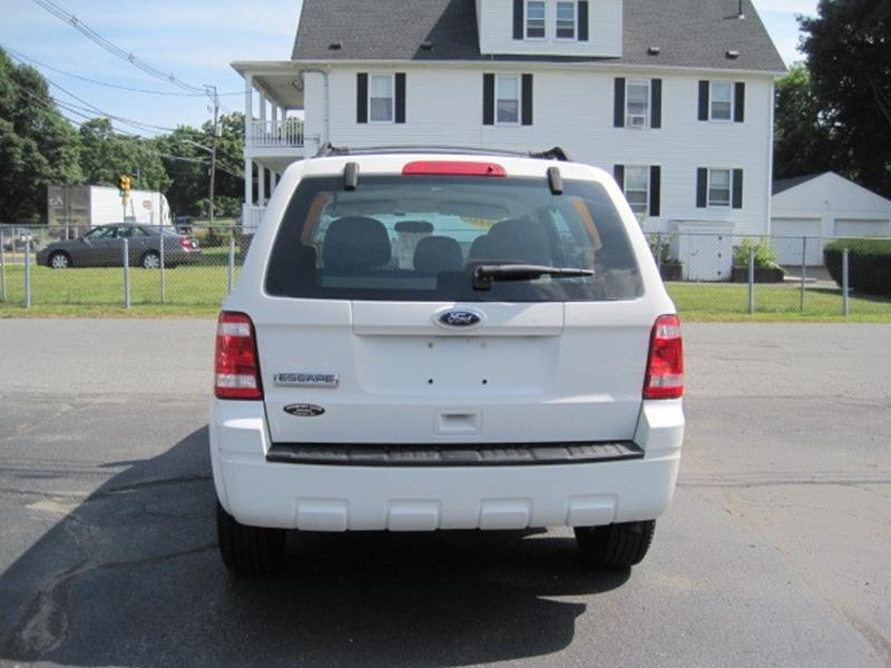 2010 Ford Escape AWD XLS 4dr SUV In Peabody MA - Country