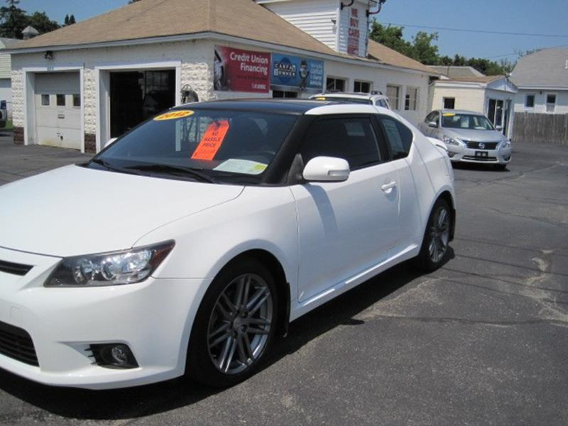 2012 Scion Tc 2DR HB MAN (NATL) In Peabody MA - Country Club