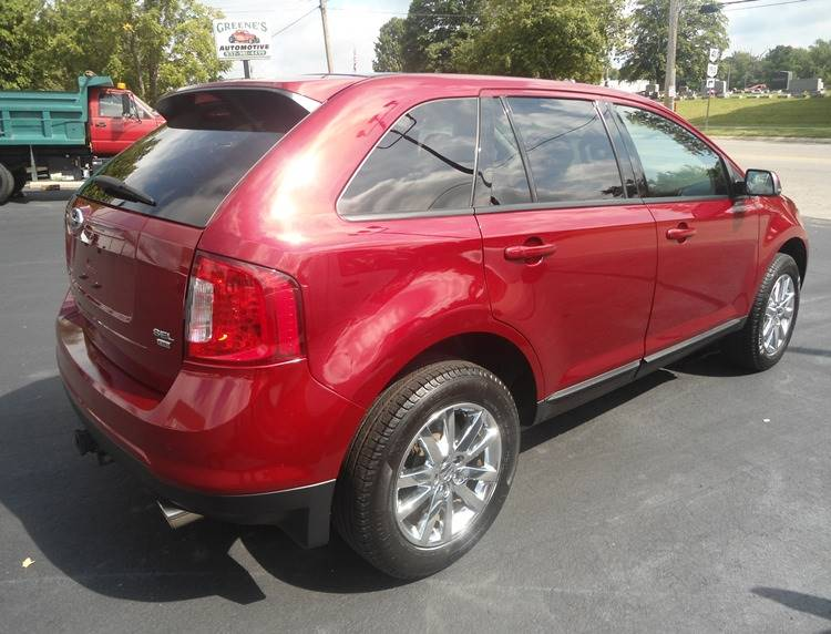 2014 Ford Edge AWD SEL 4dr Crossover - Greenfield OH