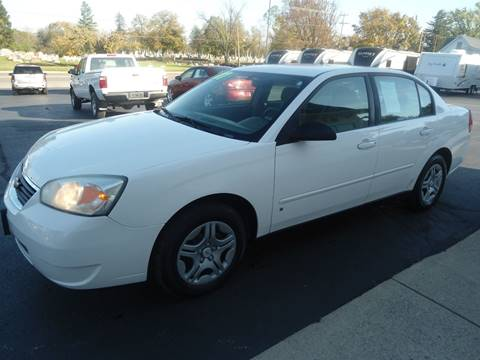 2007 Chevrolet Malibu for sale in Greenfield, OH