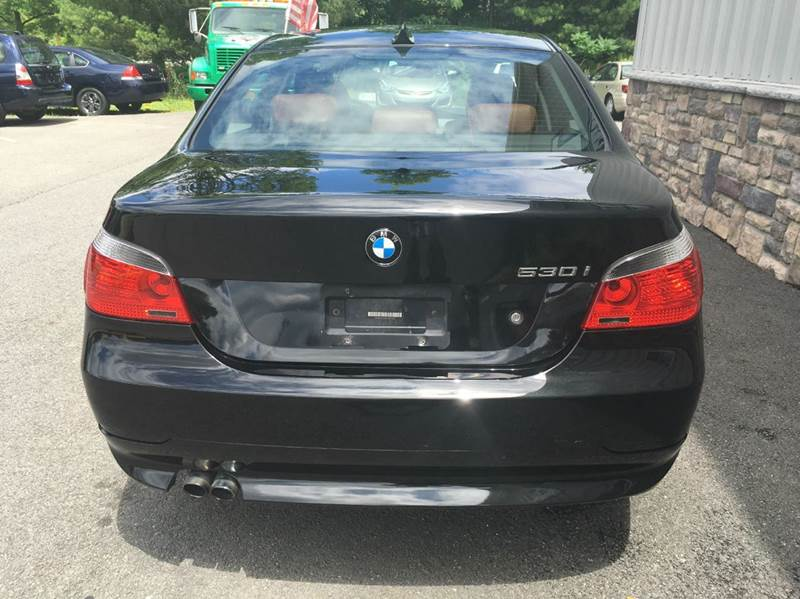 2007 bmw 5 series 530i 4dr sedan in modena ny - t & t auto sales