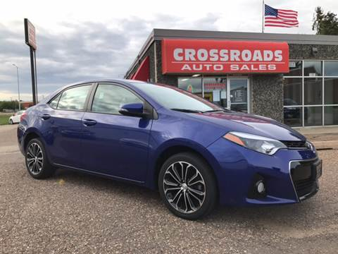 2014 Toyota Corolla for sale in Eau Claire, WI