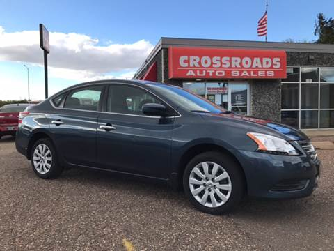 2014 Nissan Sentra for sale in Eau Claire, WI
