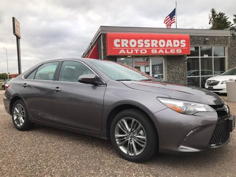 2015 Toyota Camry for sale in Eau Claire, WI