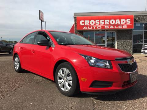 2014 Chevrolet Cruze for sale in Eau Claire, WI