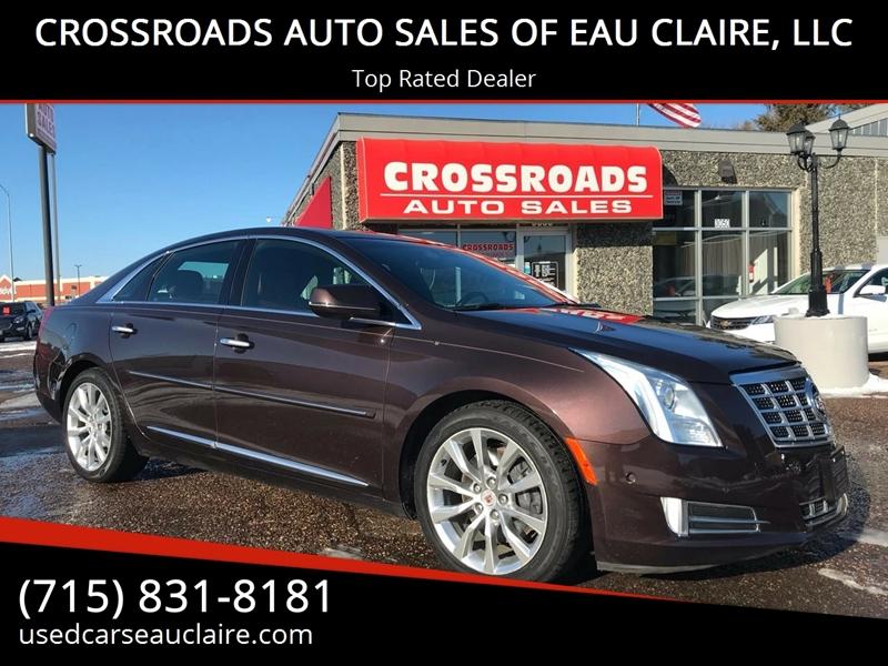 2015 Cadillac Xts Luxury In Eau Claire Wi Crossroads Auto Sales