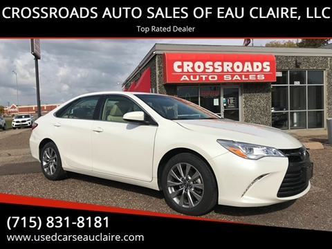 2017 Toyota Camry for sale in Eau Claire, WI