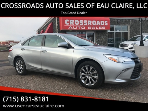 2016 Toyota Camry for sale in Eau Claire, WI