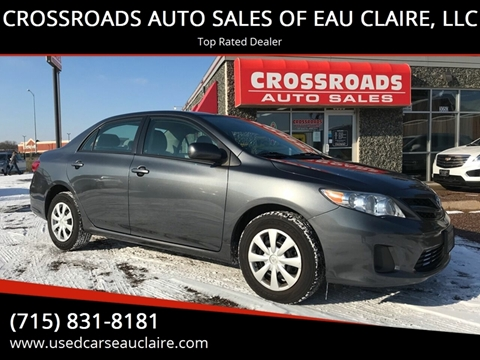 2011 Toyota Corolla for sale in Eau Claire, WI
