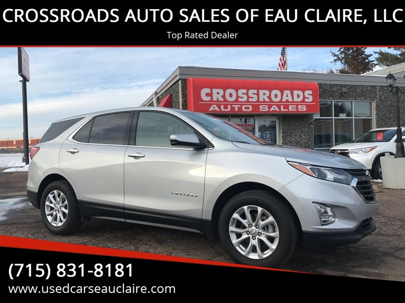 Eau Claire Car Dealers >> Crossroads Auto Sales Of Eau Claire Llc Car Dealer In Eau
