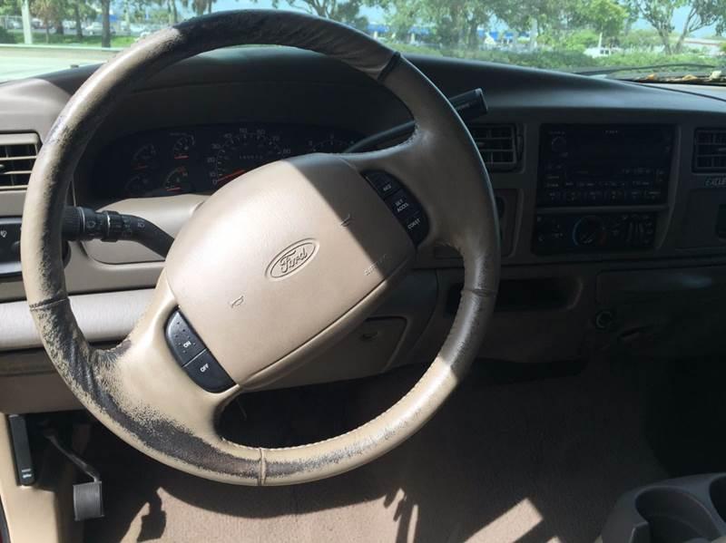 2001 Ford Excursion Limited 4WD 4dr SUV - Davie FL