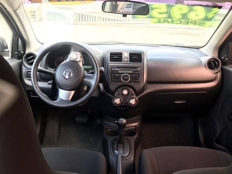2014 Nissan Versa 1.6 SV 4dr Sedan - Davie FL