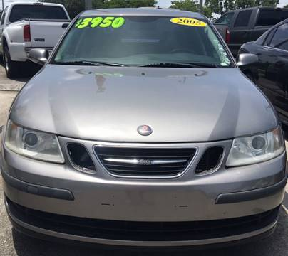 2005 Saab 9-3 for sale at DAN'S DEALS ON WHEELS in Davie FL