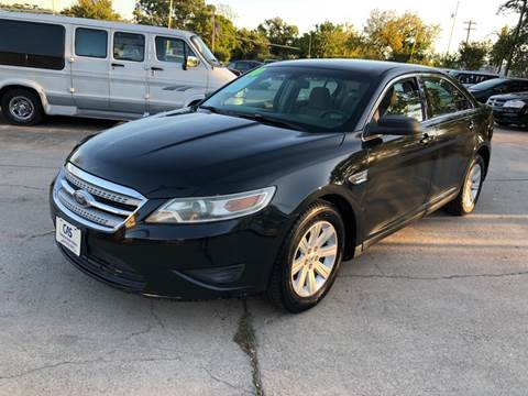 2010 Ford Taurus for sale in Dallas, TX