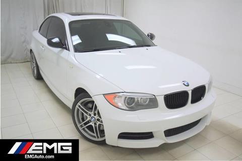 2013 BMW 1 Series for sale in Avenel, NJ
