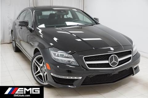 2012 Mercedes-Benz CLS for sale in Avenel, NJ