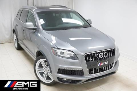 2013 Audi Q7 for sale in Avenel, NJ