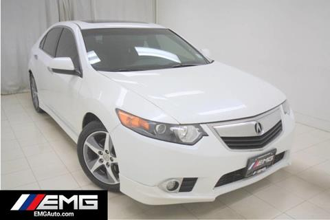 2013 Acura TSX for sale in Avenel, NJ