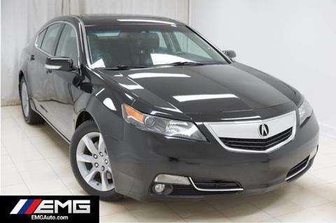 2012 Acura TL for sale in Avenel, NJ
