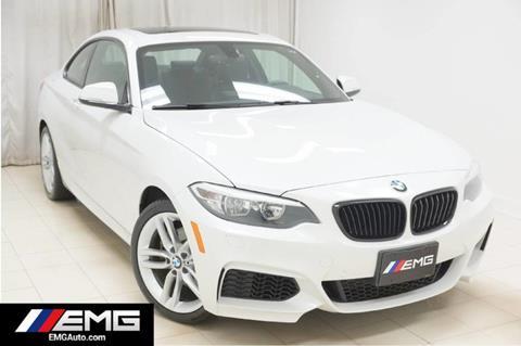 2015 BMW 2 Series for sale in Avenel, NJ