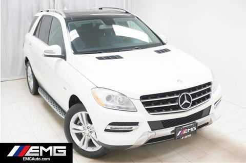2012 mercedes benz m class for sale in new jersey for Mercedes benz for sale in nj