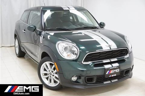 2014 Mini Paceman For Sale In Lockport Ny Carsforsale