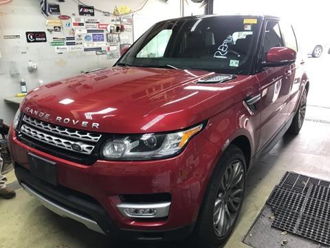 2015 Land Rover Range Rover Sport for sale in Avenel, NJ