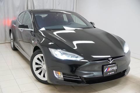 Used Tesla Model S For Sale >> Used Tesla Model S For Sale Carsforsale Com
