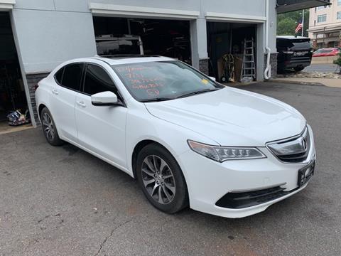 2016 Acura TLX for sale in Avenel, NJ