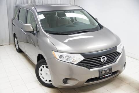 2016 Nissan Quest for sale at EMG AUTO SALES in Avenel NJ