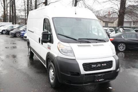 2019 RAM ProMaster Cargo 2500 159 WB for sale at EMG AUTO SALES in Avenel NJ