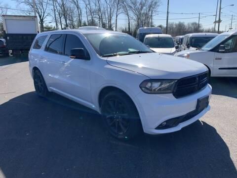 2017 Dodge Durango R/T for sale at EMG AUTO SALES in Avenel NJ