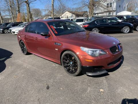 2008 BMW M5 for sale at EMG AUTO SALES in Avenel NJ