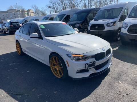2016 BMW 3 Series 328i xDrive for sale at EMG AUTO SALES in Avenel NJ