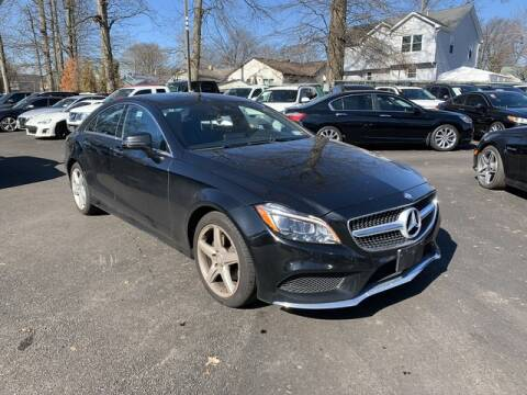 2016 Mercedes-Benz CLS CLS 400 4MATIC for sale at EMG AUTO SALES in Avenel NJ