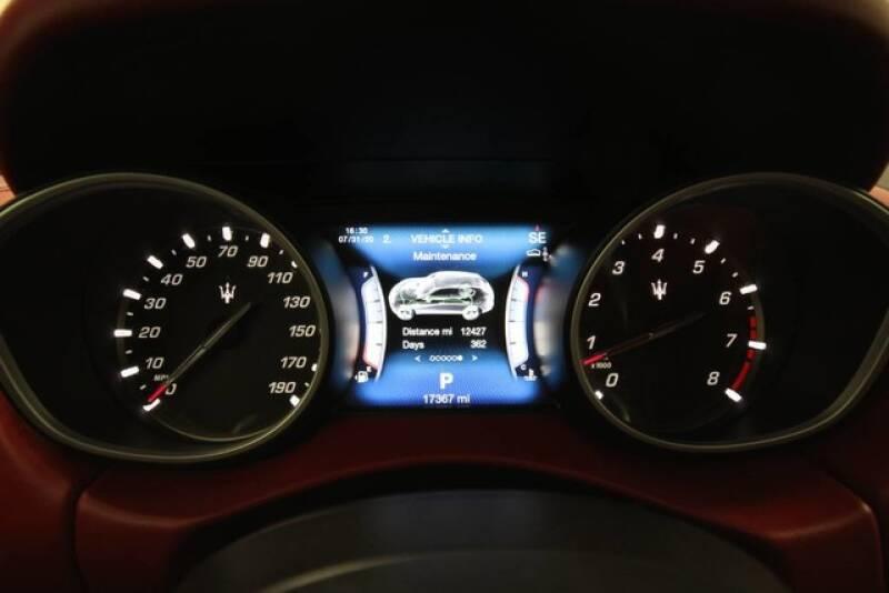 2017 Maserati Levante AWD 4dr SUV - Avenel NJ