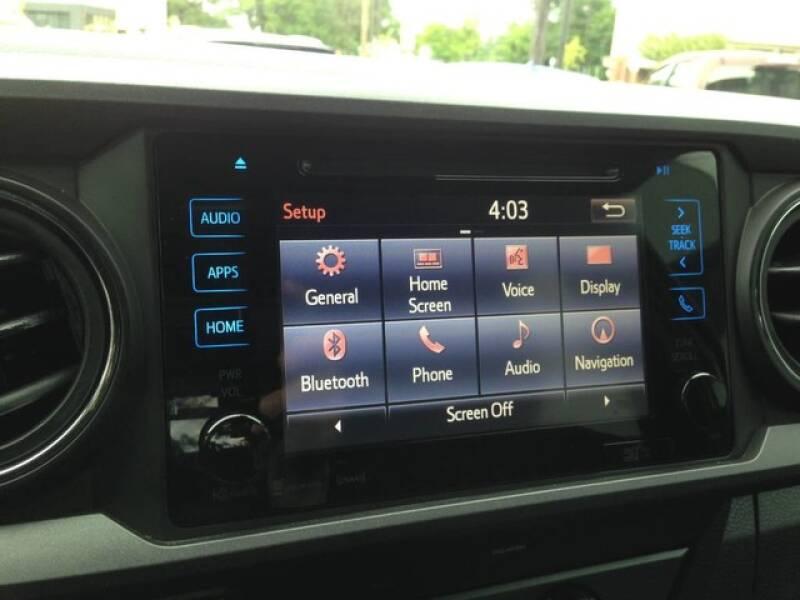 2019 Toyota Tacoma 4x4 TRD Off-Road 4dr Double Cab 5.0 ft SB 6A - Avenel NJ