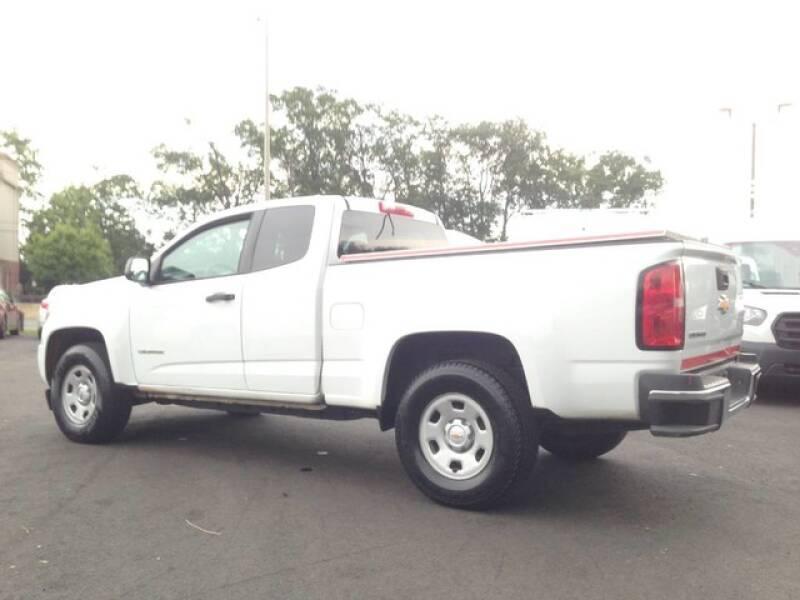 2017 Chevrolet Colorado 4x2 Work Truck 4dr Extended Cab 6 ft. LB - Avenel NJ