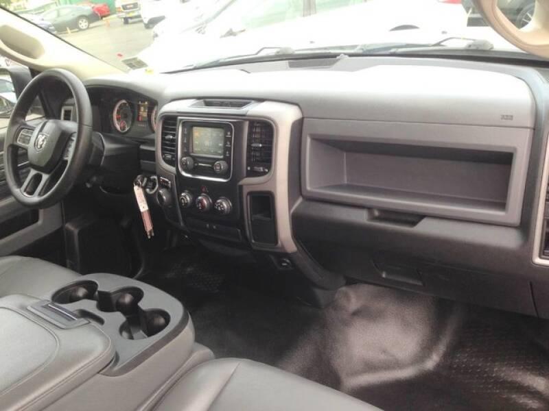 2016 RAM Ram Pickup 1500 4x2 Tradesman 2dr Regular Cab 8 ft. LB Pickup - Avenel NJ