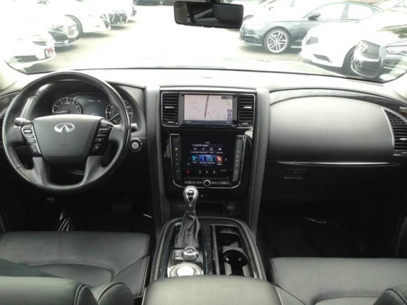2020 Infiniti QX80 Luxe 4dr SUV - Avenel NJ