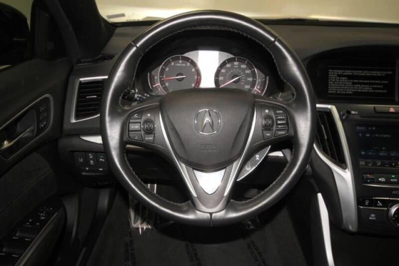 2018 Acura TLX w/A-SPEC Pkg - Avenel NJ