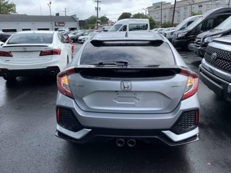 2017 Honda Civic Sport 4dr Hatchback CVT - Avenel NJ