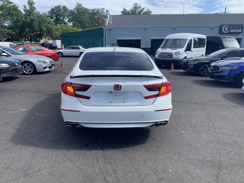 2018 Honda Accord Sport 4dr Sedan (2.0T I4 6M) - Avenel NJ