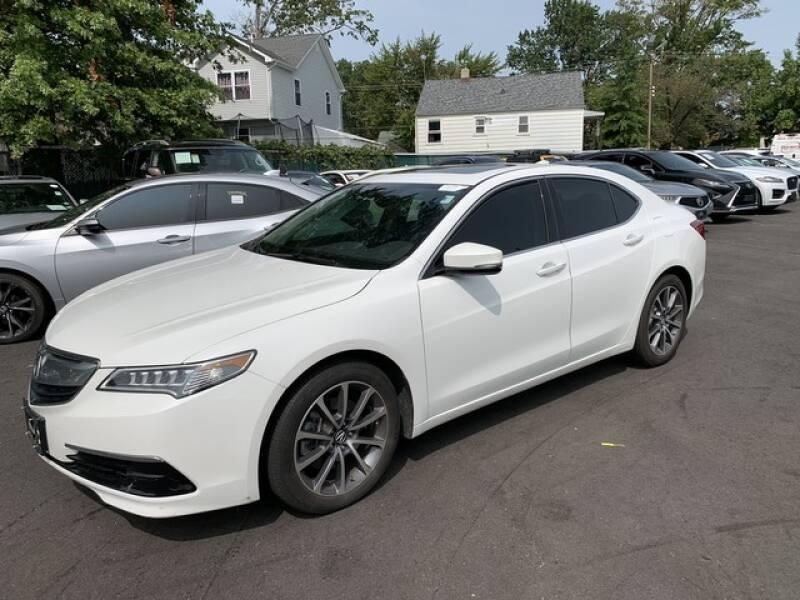 2017 Acura TLX SH-AWD V6 4dr Sedan w/Technology Package - Avenel NJ