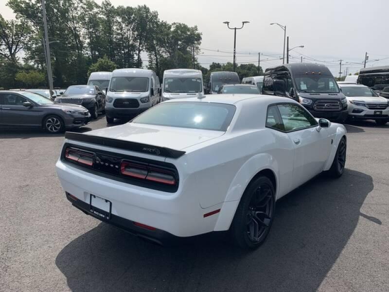 2019 Dodge Challenger SRT Hellcat Widebody 2dr Coupe - Avenel NJ