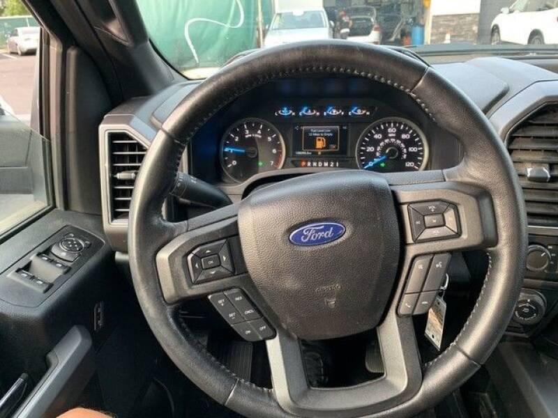 2017 Ford F-150 XLT - Avenel NJ