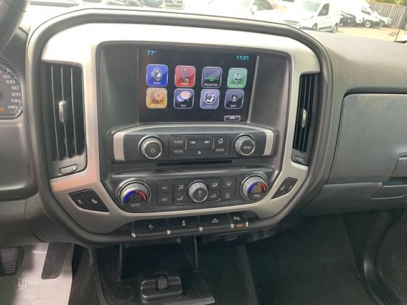 2017 GMC Sierra 1500 4x4 SLE 4dr Double Cab 6.5 ft. SB - Avenel NJ