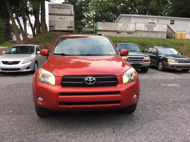 2006 Toyota RAV4 Sport 4dr SUV - Ephrata PA