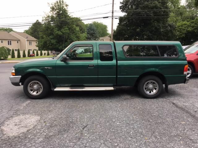 1999 Ford Ranger 2dr XLT Extended Cab SB - Ephrata PA
